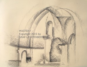 0075B Chorruinie Heisterbach SW abstrakt 60 x 40