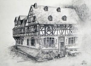 Weinhaus Weiler 30 x 20