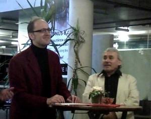 Eröffnungsrede zur Ausstellung von Junus Karimow / Hennef 2014